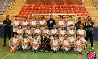 آغاز تمرینات تیم فوتبال ستارگان هنر ایران در سال 97