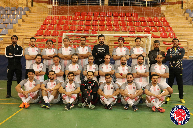 iranartstars-footsal-team