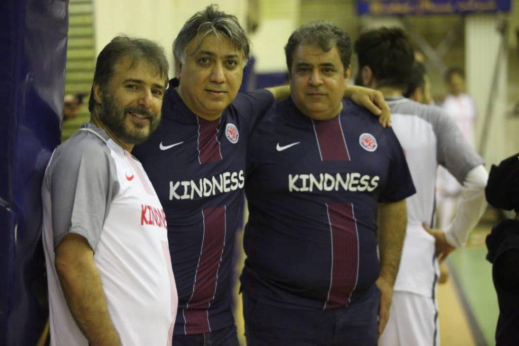 حسین شمسایی، هومن جوادی و سید جواد هاشمی