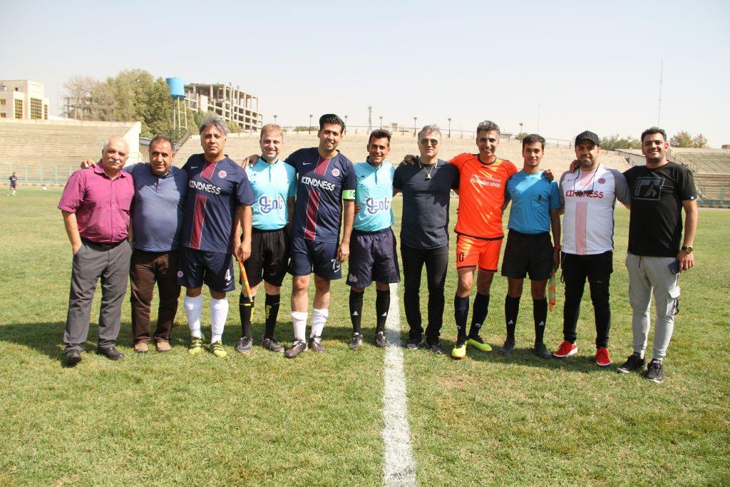 ستارگان هنر ایران و رسانه ورزش