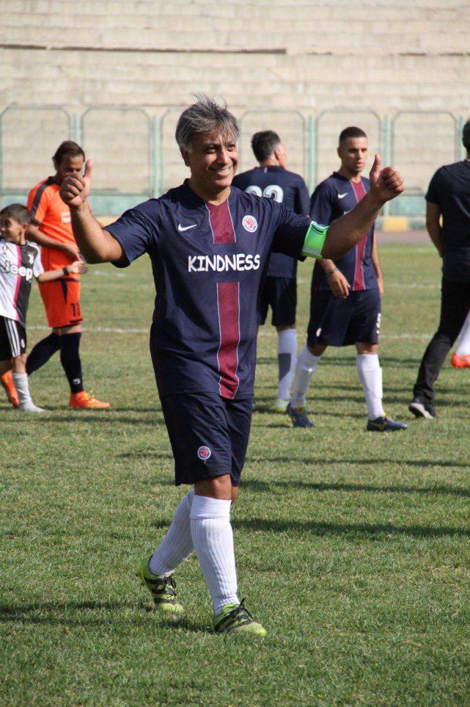 ستارگان هنر ایران و رسانه ورزش - هومن جوادی