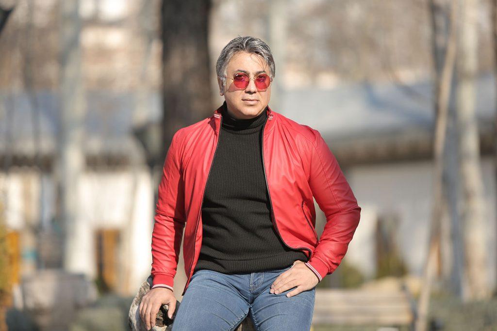 تبریک نوروزی ستارگان هنر ایران - هومن جوادی