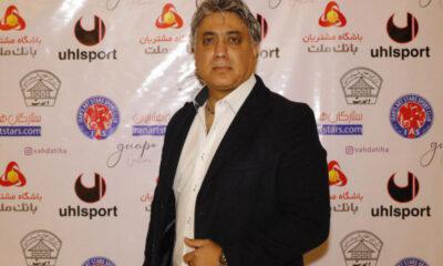تغییرات در تیم فوتبال ستارگان هنر ایران